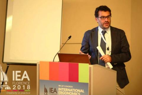 The participation of Faentia Consulting in the International Ergonomics Association Congress 2018, held this year in Florence (Italy) from 26 to 30 August, has proven to be a highly positive experience.